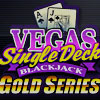 Blackjack Vegas Single Deck Gold